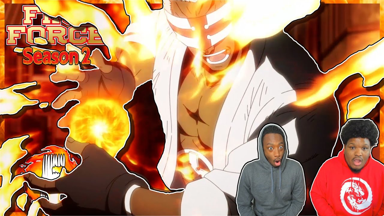 "🔥🔥🔥""SHINRA VS CHARON: STAMP!!!!""🔥🔥🔥 