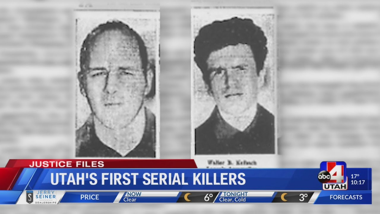 Download Utah's first serial killers show no remorse