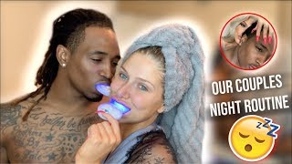 Our Everyday Night Routine As A COUPLE! *funny*