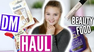 DM HAUL+ Review ~ Beauty & Food | Julia Beautx
