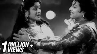 Nilavenna Pesum - Padmini, M.G.R - Rani Samyuktha - Tamil Song