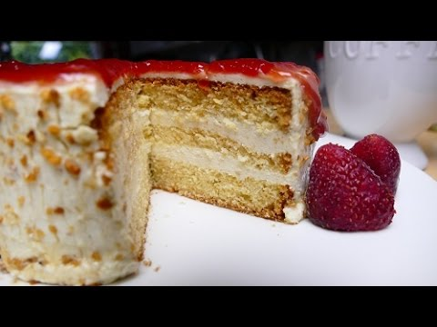Lieblingsrezept Vanillecreme Torte Recipe Youtube