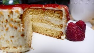 Lieblingsrezept | Vanillecreme-Torte | Recipe
