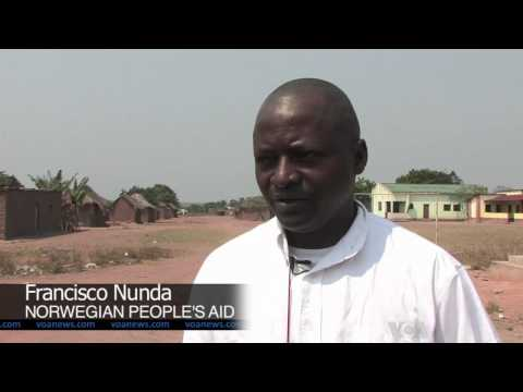 Angola Still Riddled With Mines Despite Efforts