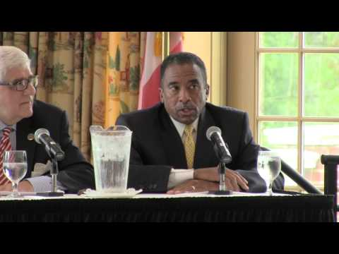 First 2015 Akron Mayoral Debate, pt. 2 - Don Plusquellic