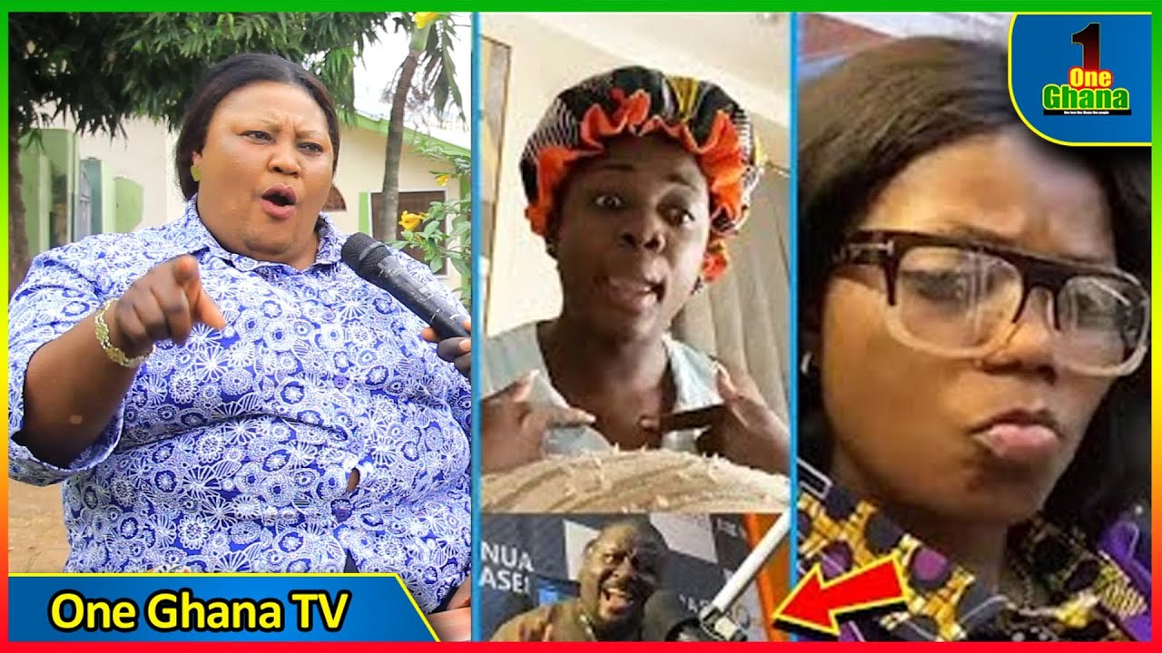 I think Tracey Boakye is getting mαd, I blαme her mother– Gospel Musician Gifty Donkor blαsts Tracey
