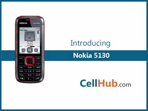 Nokia 5130 by (www.cellhub.com)
