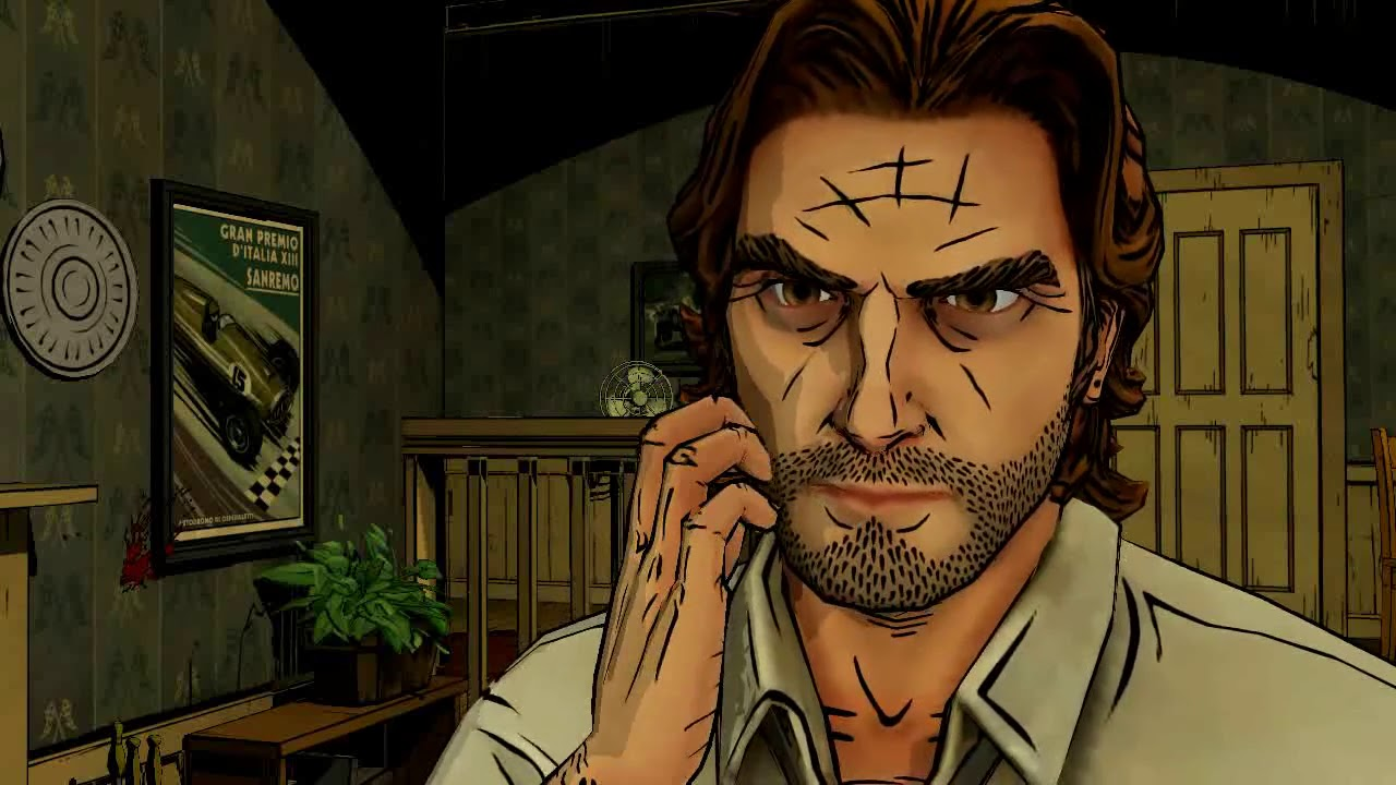 The Wolf Among Us Episode 1  Faith, Chapter 4  Choices, Toad