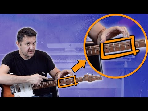 Forget About Playing All Over The Fretboard - Do THIS Instead!