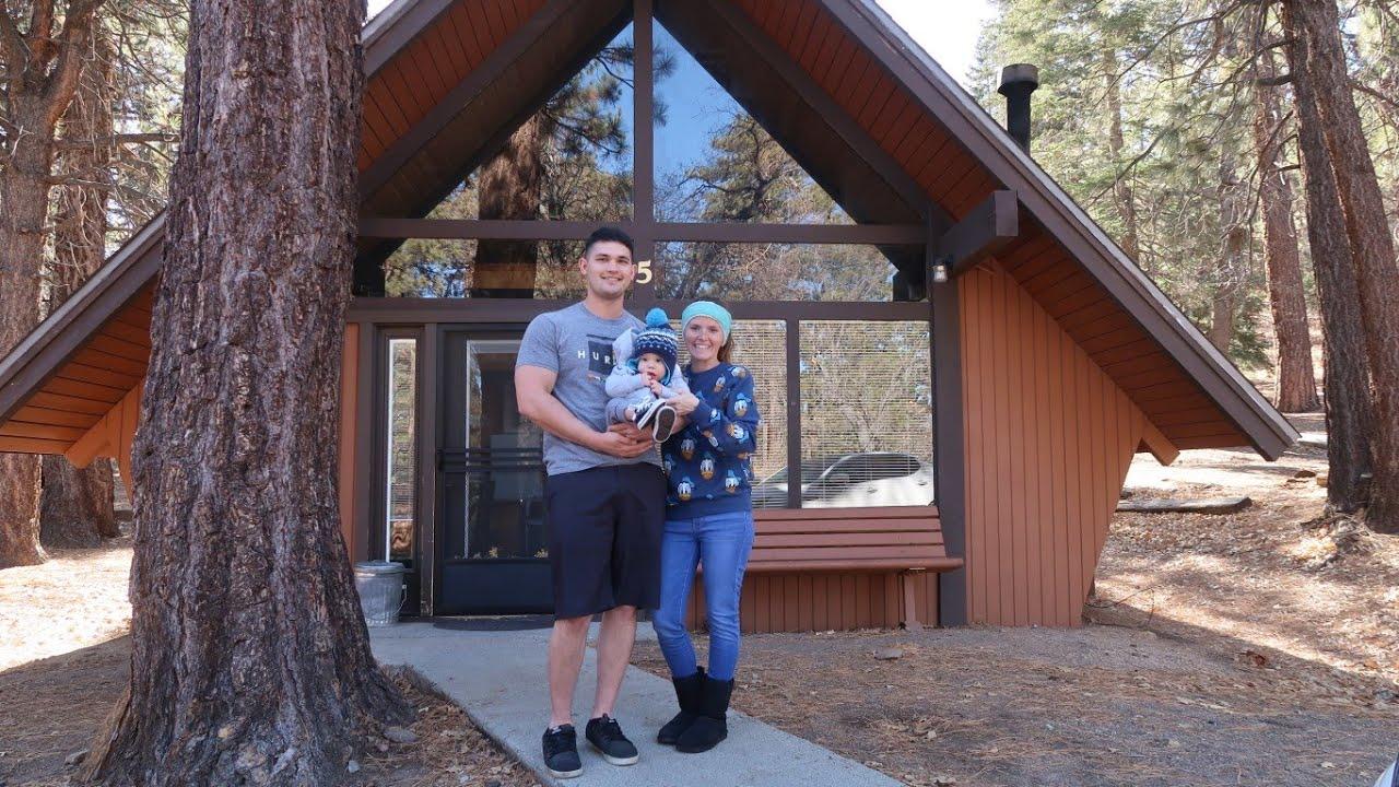 Mccs Big Bear Cabins Youtube