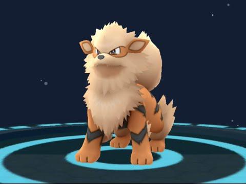 Image result for Arcanine pokemon go youtube