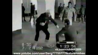 А.А. Кадочников -Уникальное видео - 1992г ( часть1)- Тренировка в Ракетном училище