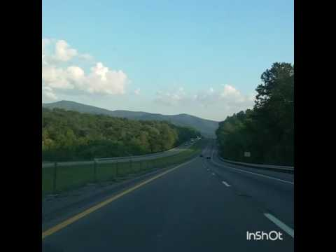 Tacana in I-40 Tennesse to North Carolina.