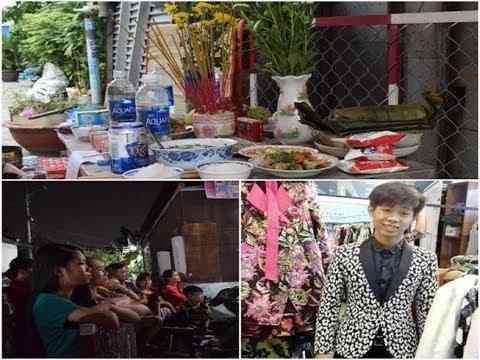 Toàn cảnh đám tang trong vụ thảm sát ở Bình Tân, TpHCM