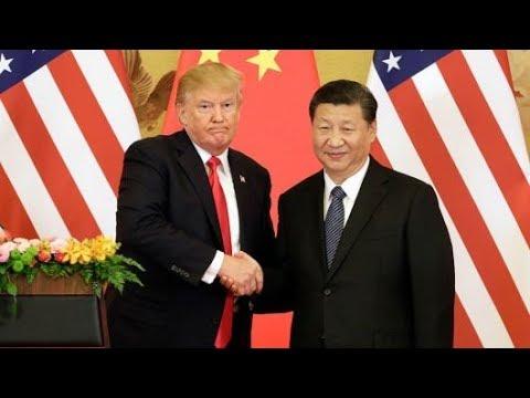 《今日点击》德媒:贸易战环境 但前景很不乐观
