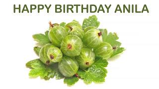 Anila   Fruits & Frutas - Happy Birthday