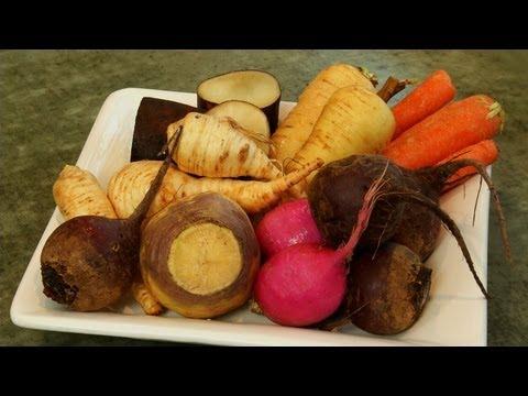 Next Week: Root Vegetables