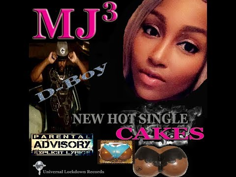 "Live From The Kraft / D Boy Cannie / MJ3   ""Cakes"""