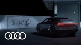 Light design of the future | Audi Concept Car Headlights
