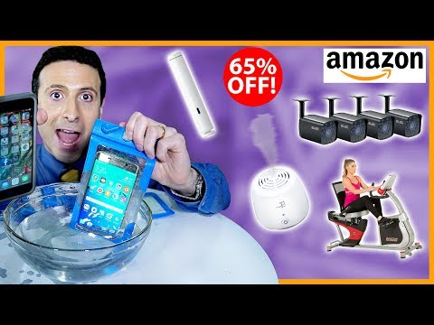 Best Amazon TECH DEALS Of The Week - WATERPROOF your PHONE!