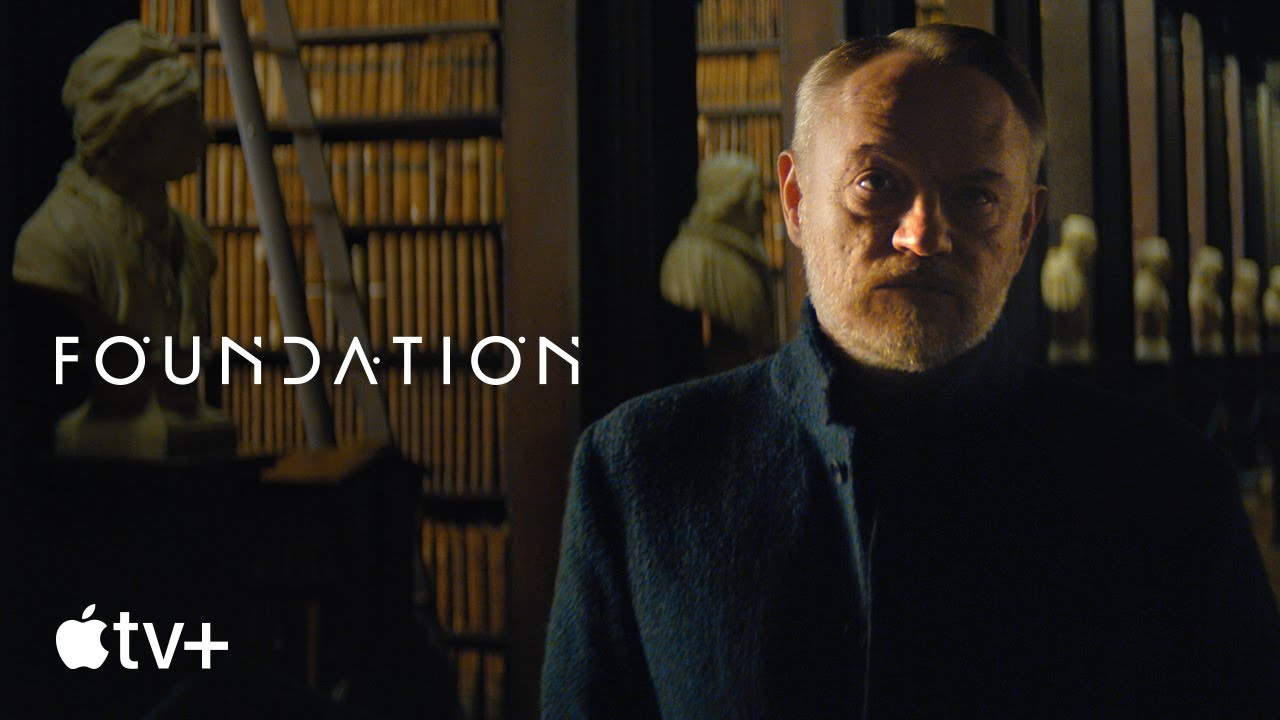 Foundation komt op 24 september 2021 naar Apple TV Plus