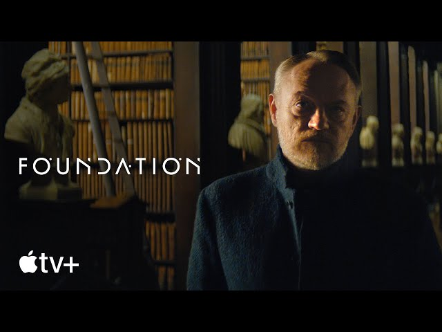 Foundation ⏤ Official Trailer   Apple TV+