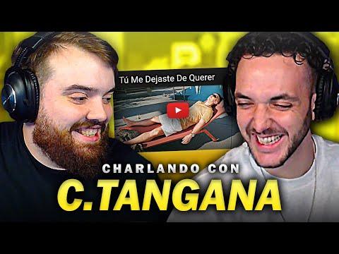 """C.TANGANA VIENE A CASA Y ANALIZAMOS SU NUEVO TEMA """"TÚ ME DEJASTE DE QUERER"""""""