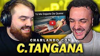 C.TANGANA VIENE A CASA Y ANALIZAMOS SU NUEVO TEMA
