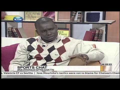 Morning Express; Sports Chat with Chris Omondi, Secretary General - Gor Mahia FC.