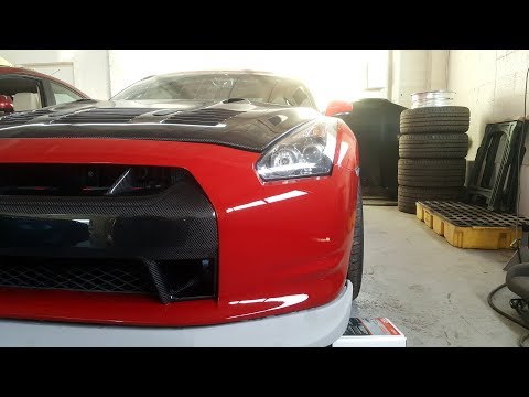 The Totaled GT-R You've Waited 6 Months to See Finished