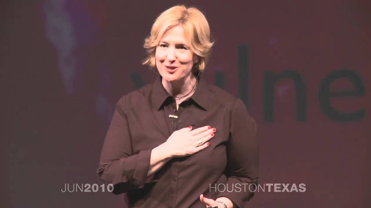 We Are Enough, by Brené Brown at TEDxHouston