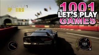 Race Driver: Grid (Xbox 360 & Nintendo DS) - Let's Play 1001 Games - Episode 345