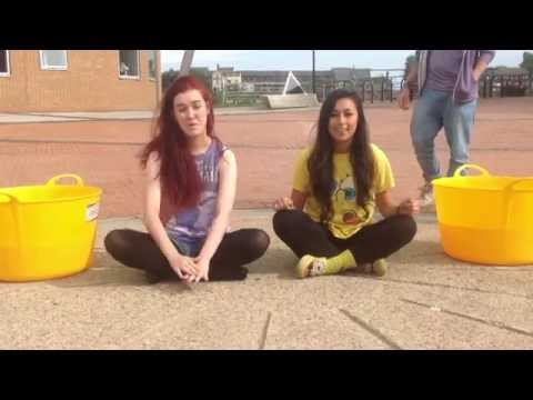 Jess and Hannah's Ice Bucket Challenge