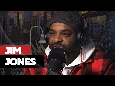 Jim Jones Opens Up On Cam'ron, Ma$e Beef & Dipset Reunion