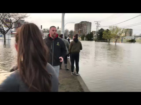 Montreal flood May 2017