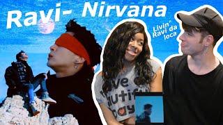 Ravi Nirvana (feat. Park Jimin) + Alcohol Remix MV Reaction!