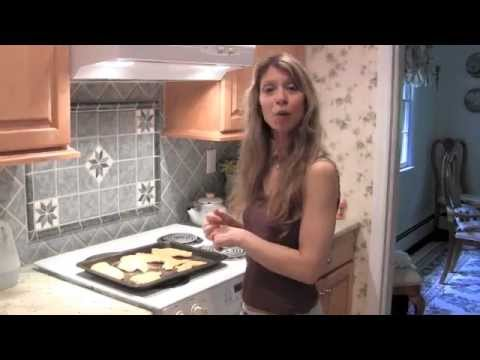 How to bake breaded chicken cutlets in oven
