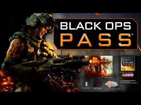 The Black Ops Pass Fully Explained (COD BO4 Season Pass All Details)