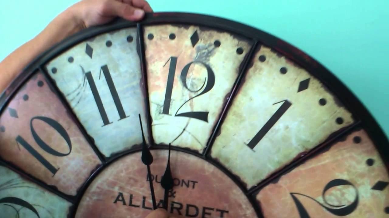Купить Часы настенные Gardman