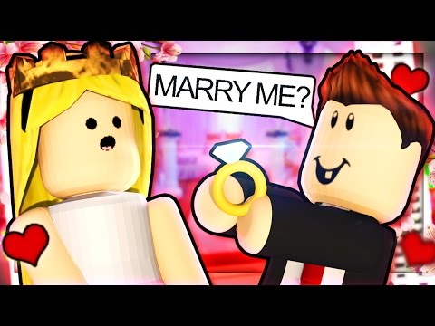 BABIES GET MARRIED IN ROBLOX!