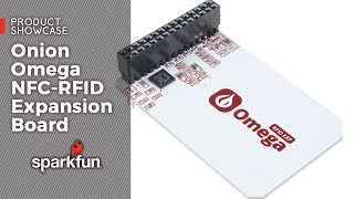 Product Showcase: Onion Omega NFC-RFID Expansion Board