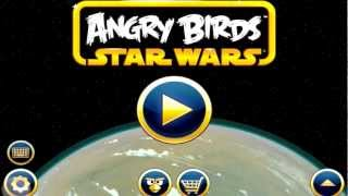 Review de Juego Angry Birds Star Wars  iphone/ipod/ipad y android