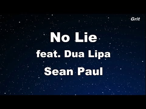 sean paul no lie ft dua lipa mp3 song download