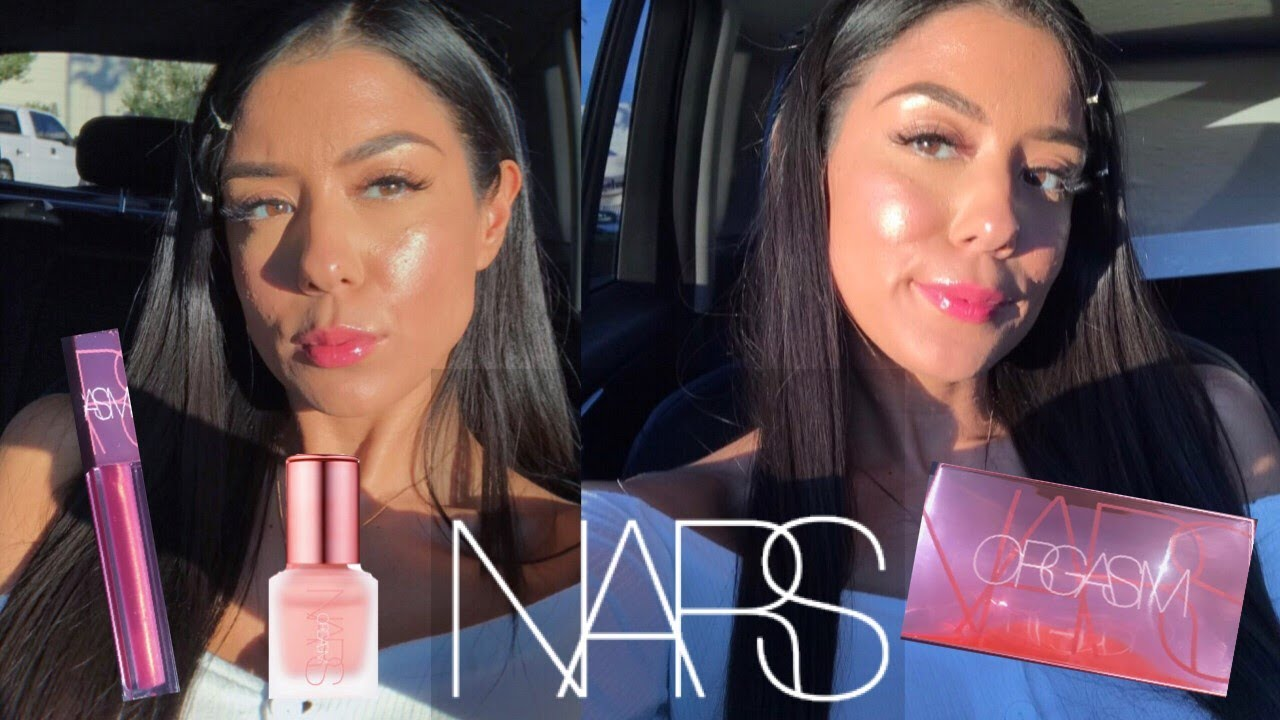 Nars Orgasm Collection