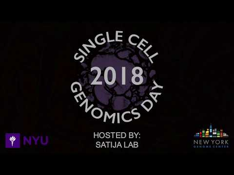 Single Cell Genomics Day 2018 - Overview