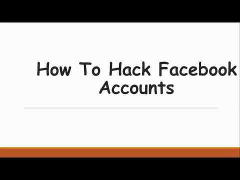 Facebook Hacking - Introduction