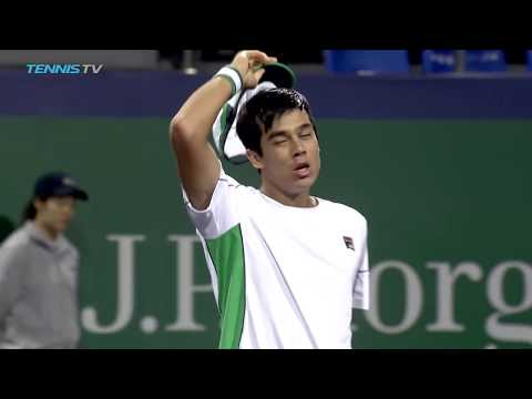 Highlights: Tsitstipas, Querrey, McDonald Win Early In Shanghai On Monday