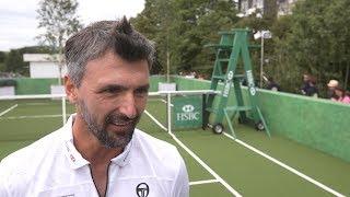 Wimbledon 2017 - Goran Ivanisevic Picks His Tournament Favourite