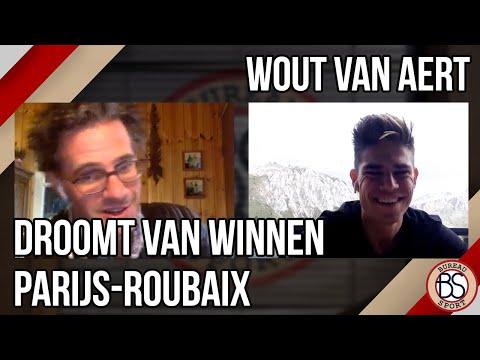 Wout van Aert: 'Wil Nederlandse pret graag bederven in klassiekers'