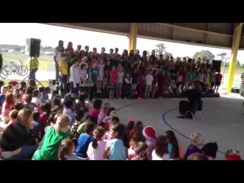 Merry Christmas Double Branch Elementary School